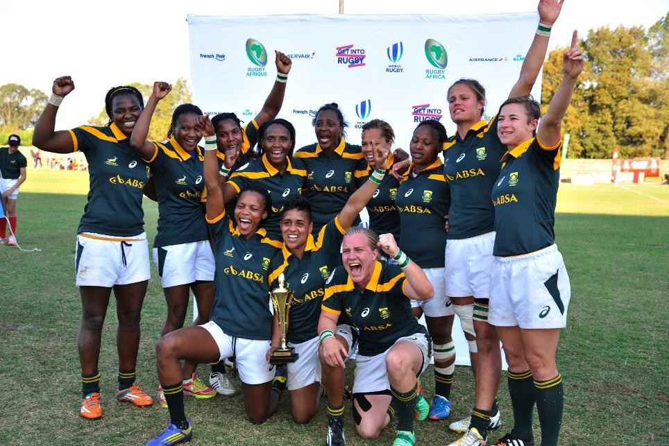 South Africa book spot at Rio 2016 with victory at Olympic qualifier