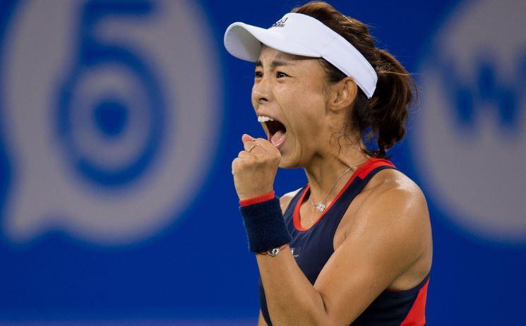 China's Wang Qiang has reached the semi-finals of the Wuhan Open ©WTA