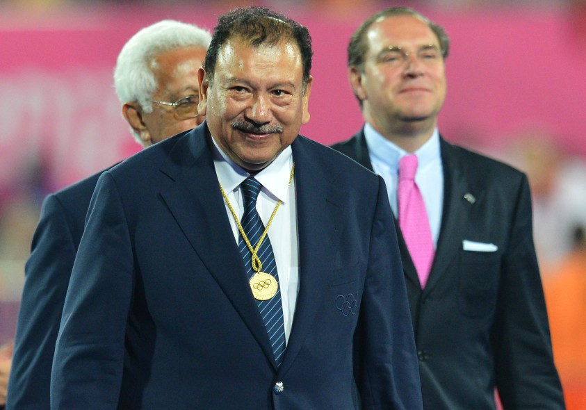 Tunku Imran suggested a potential Malaysia and Singapore bid for the 2032 Olympics has been ended ©Getty Images
