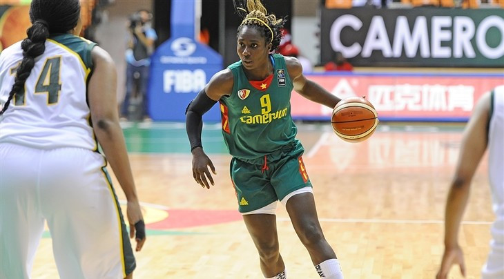 Cameroon maintain 100 per cent group stage record with victory over South Africa at Women's AfroBasket