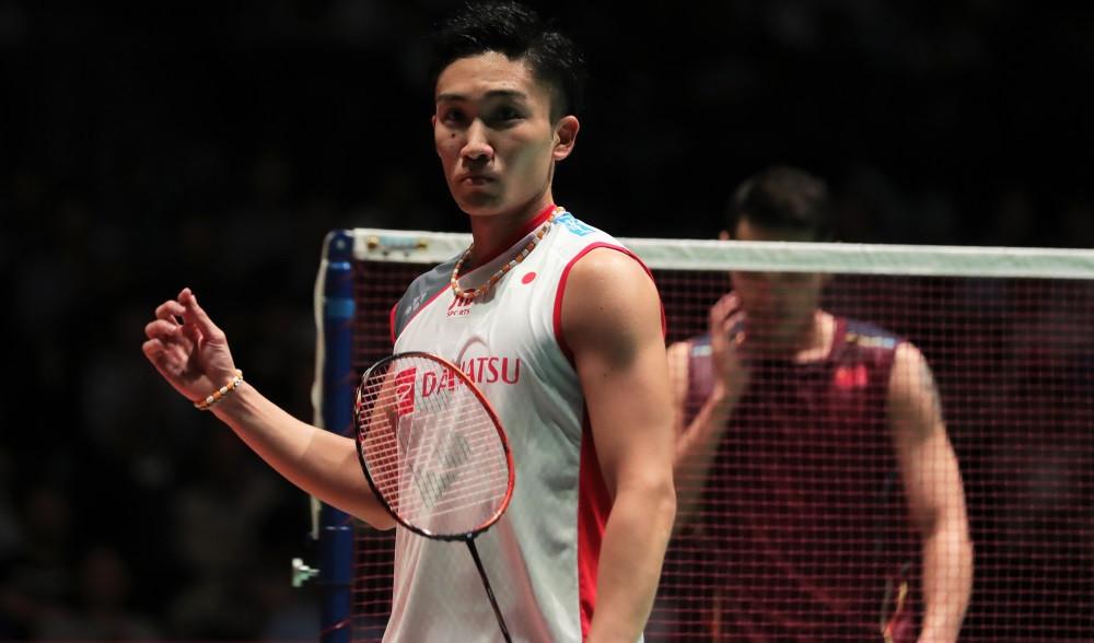 World number one Momota set for badminton return in preparation for Tokyo 2020