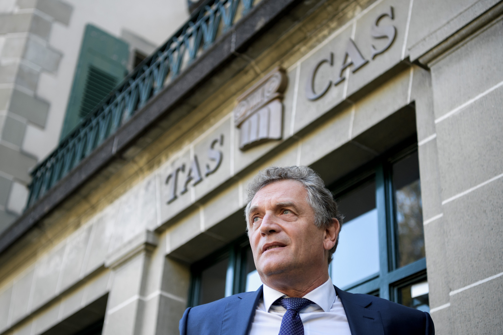 Jérôme Valcke failed with an appeal against his 10-year ban at the CAS earlier this year ©Getty Images