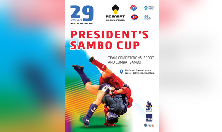 Russia seeking fifth title at 2018 Sambo President's Cup