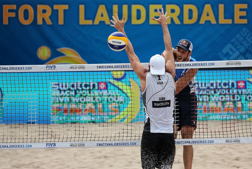 Lupo and Nicolai open FIVB World Tour Finals campaign with victory over top seeds