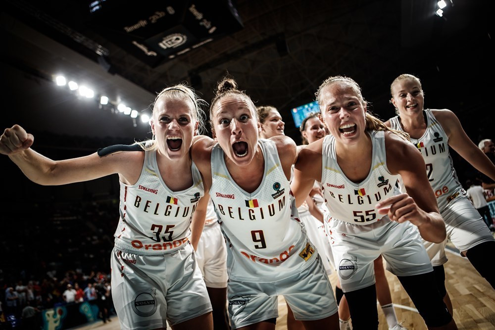 United States to meet debutants Belgium in FIBA Women's World Cup semi-final