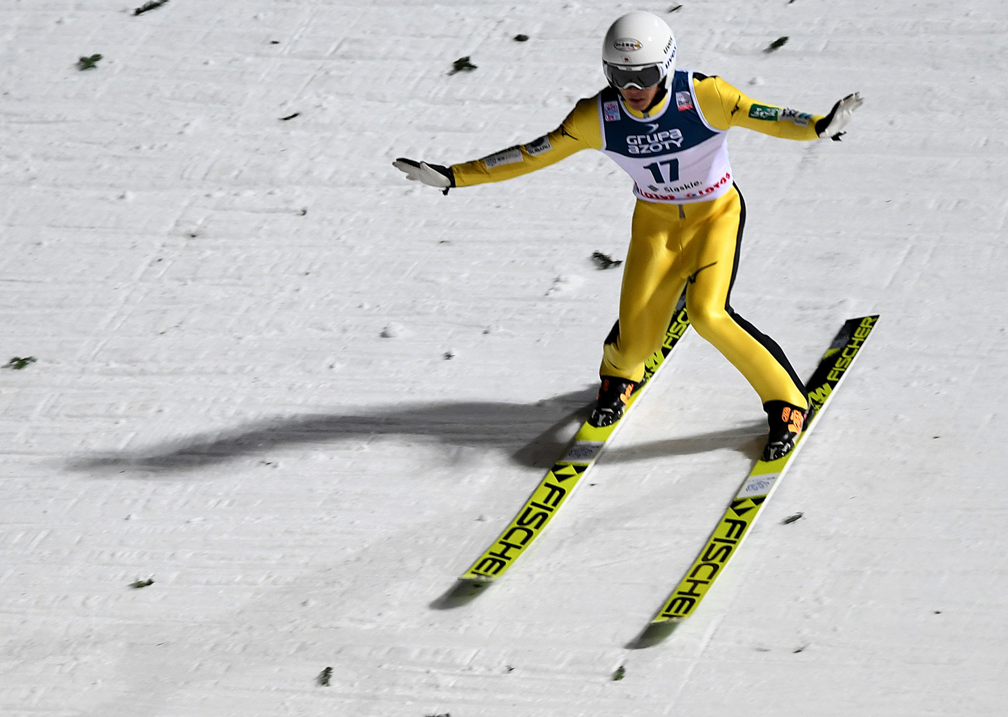 The Ski Jumping World Cup season will begin in Wisla in November ©Getty Images