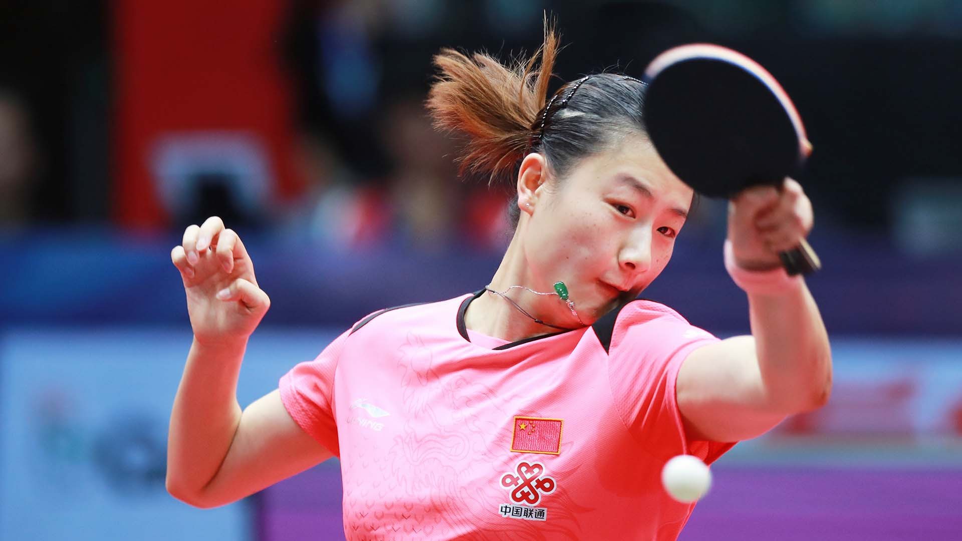 Ding Ning delights home crowd to join other top seeds in semi-finals at ITTF Women's World Cup in Chengdu