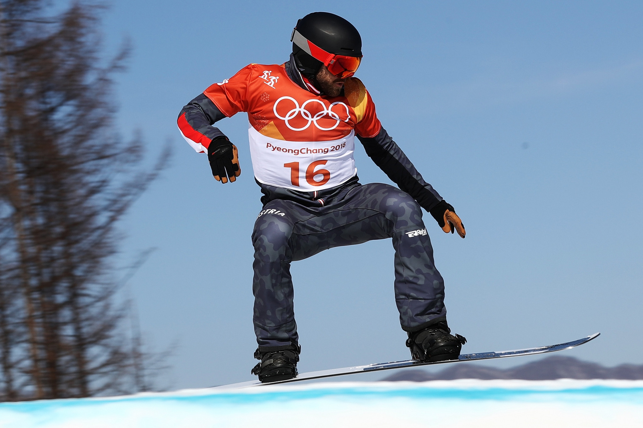 Schairer retires from snowboard cross after broken neck at Pyeongchang 2018