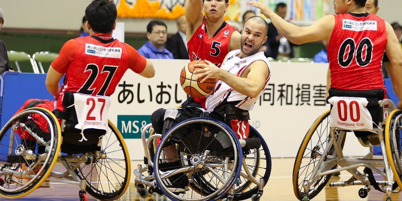 Dates announced for wheelchair basketball's Kitakyushu Champions Cup
