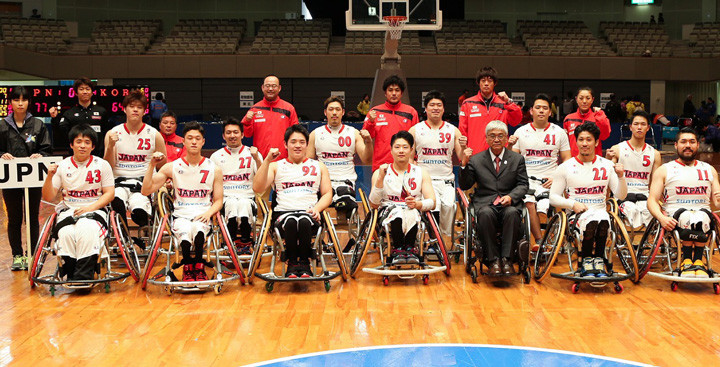 Japan will host the tournament ©IWBF