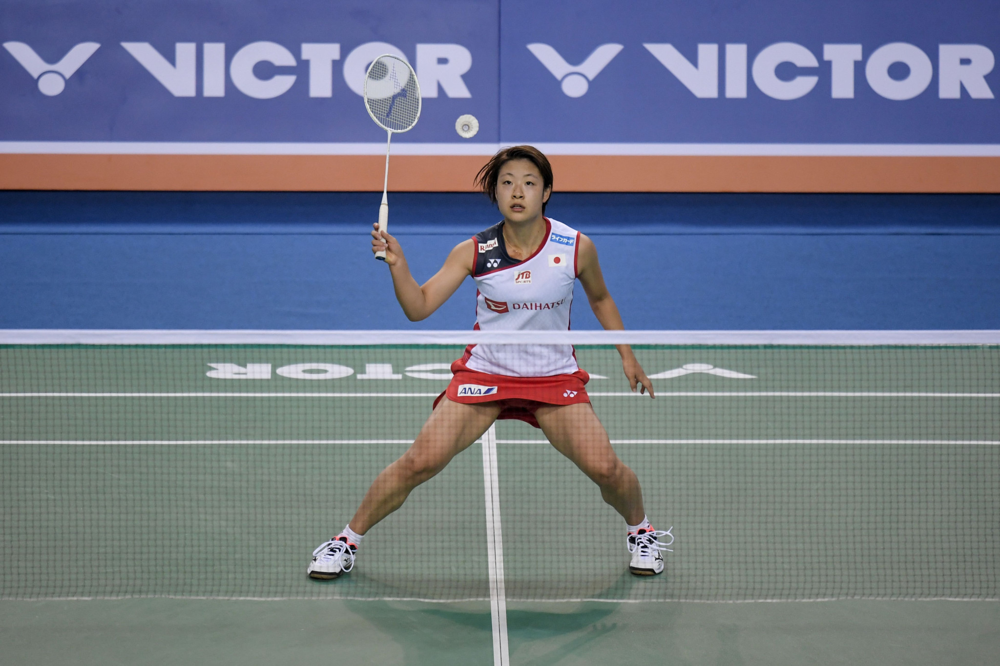 Nozomi Okuhara won a titanic all-Japanese battle in Seoul ©Getty Images