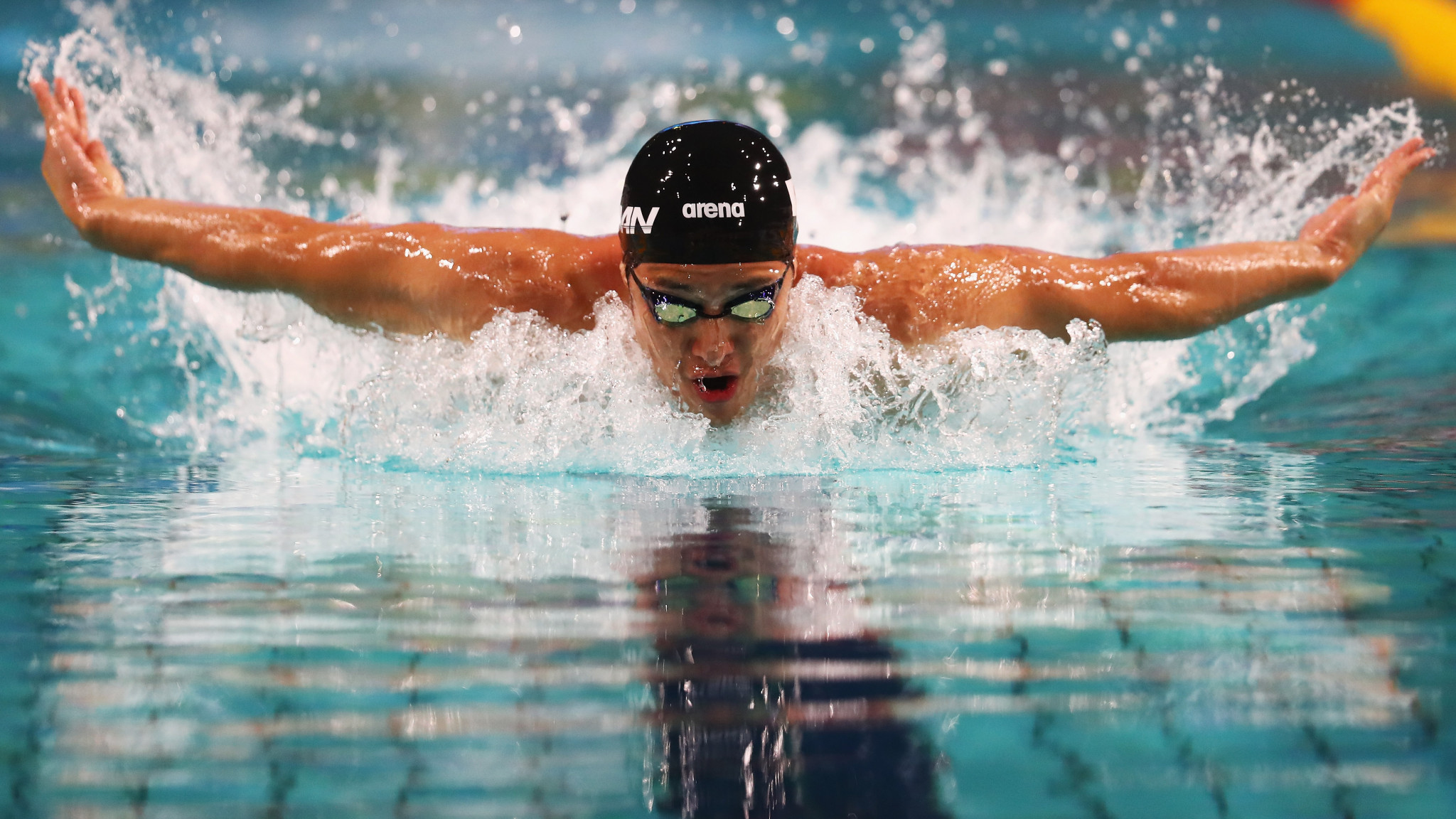 Seto achieves FINA World Cup record time in Eindhoven