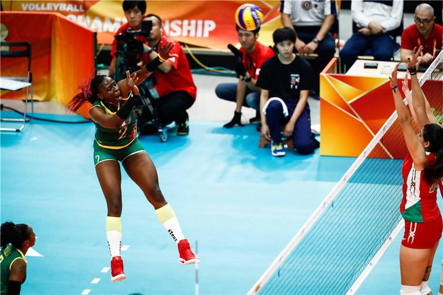 Historic victories for African nations at Women's World Volleyball Championships