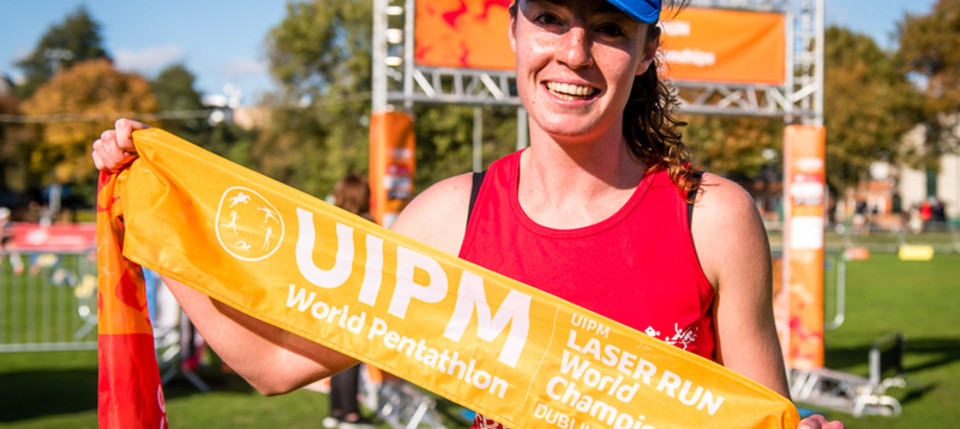 Varley and Kardos claim titles at Laser Run World Championships in Dublin