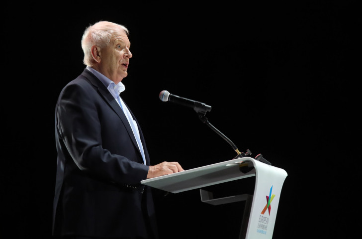 European Athletics President Svein Arne Hansen's take on Olympism -