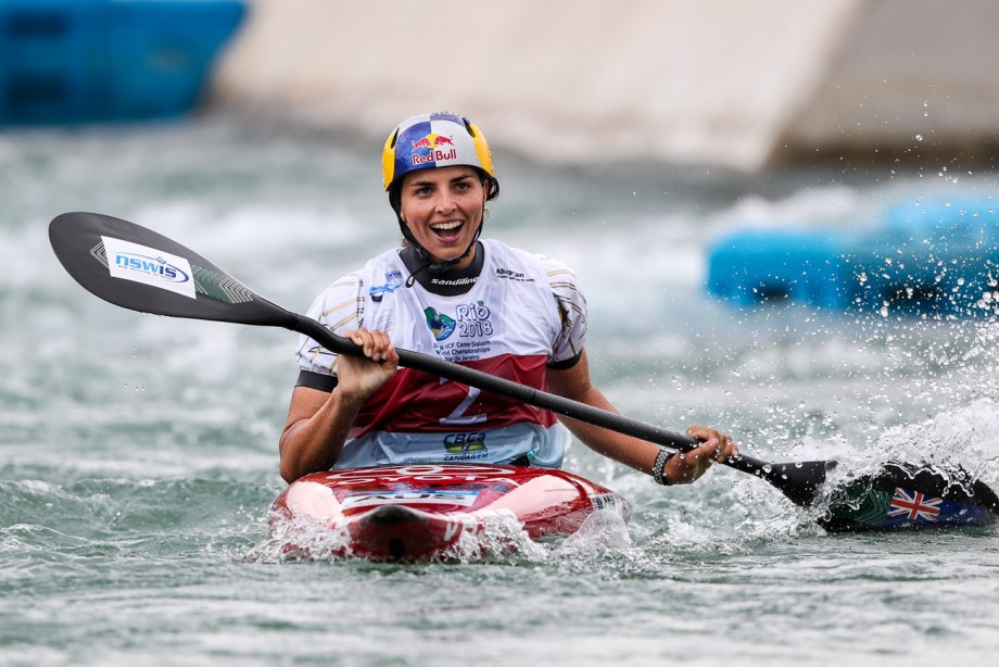 Fox earns record sixth individual title and Anton honours late friend with gold at ICF Canoe Slalom World Championships