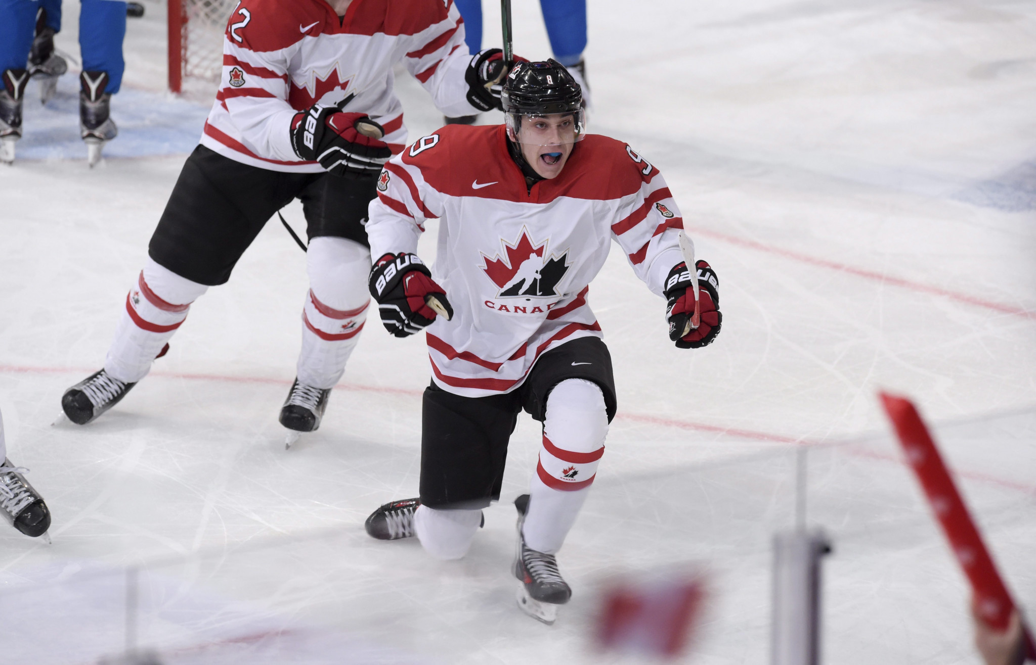 The tournament brings together the best young players in the world ©IIHF
