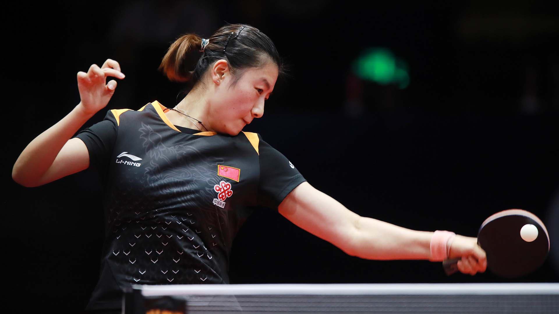 Ding remorseless as she takes ITTF Women's World Cup title from compatriot Zhu in Chengdu