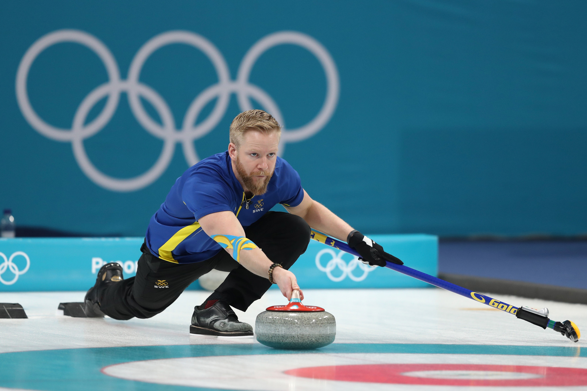 World curling champion Edin admits doubts over future due to funding shortage