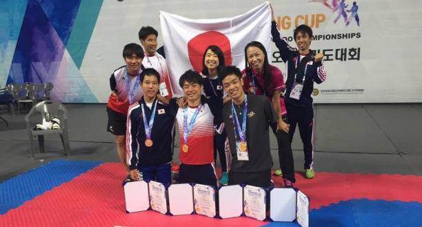 Japanese taekwondo fighters build for Paralympic debut at Tokyo 2020 with success at Kim Un-Yong Cup