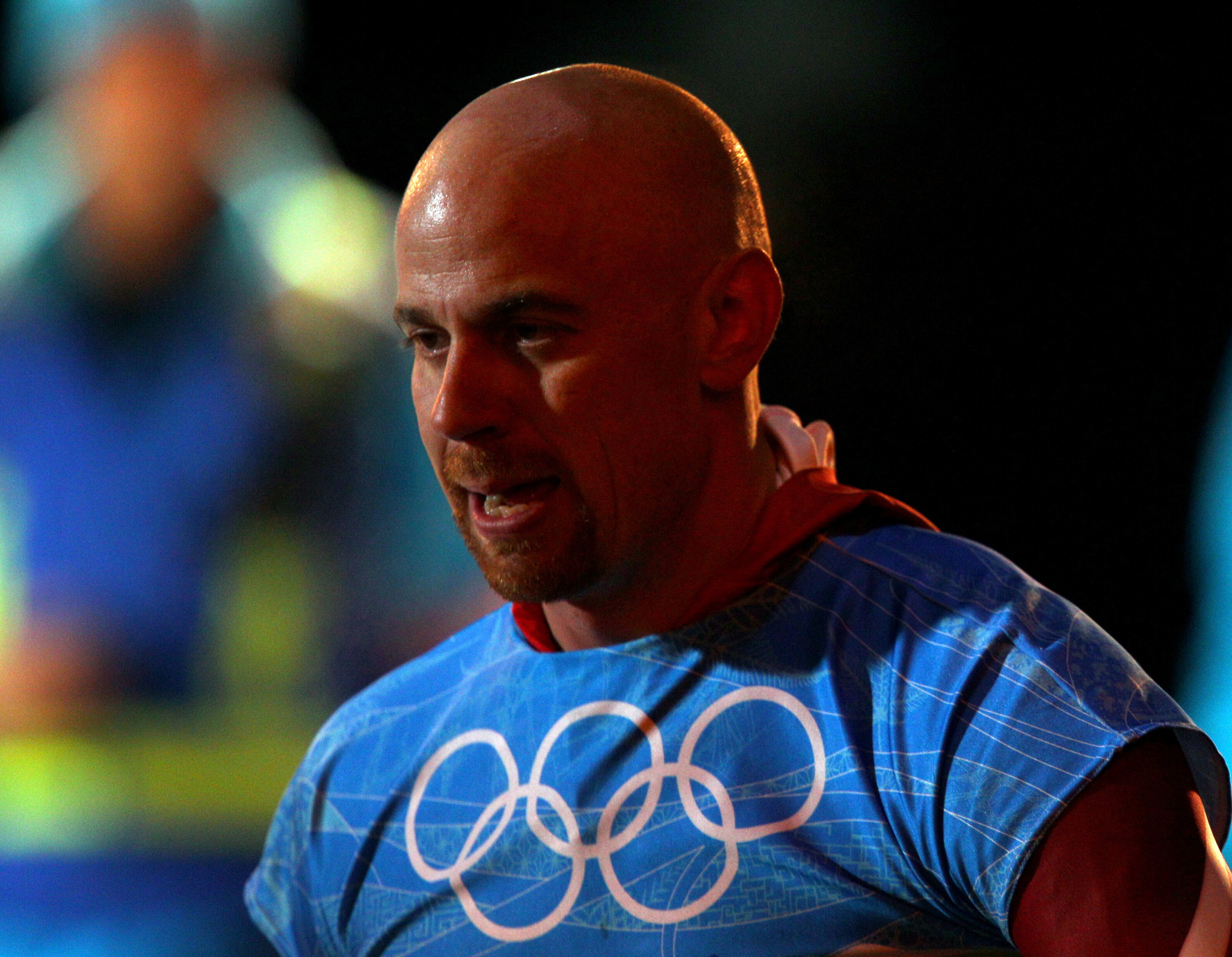 Zach Lund, competing here at Vancouver 2010, has joined the Ghana set-up ©Getty Images