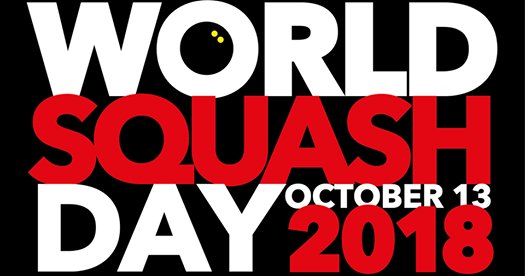 WSF to release charity single to mark World Squash Day