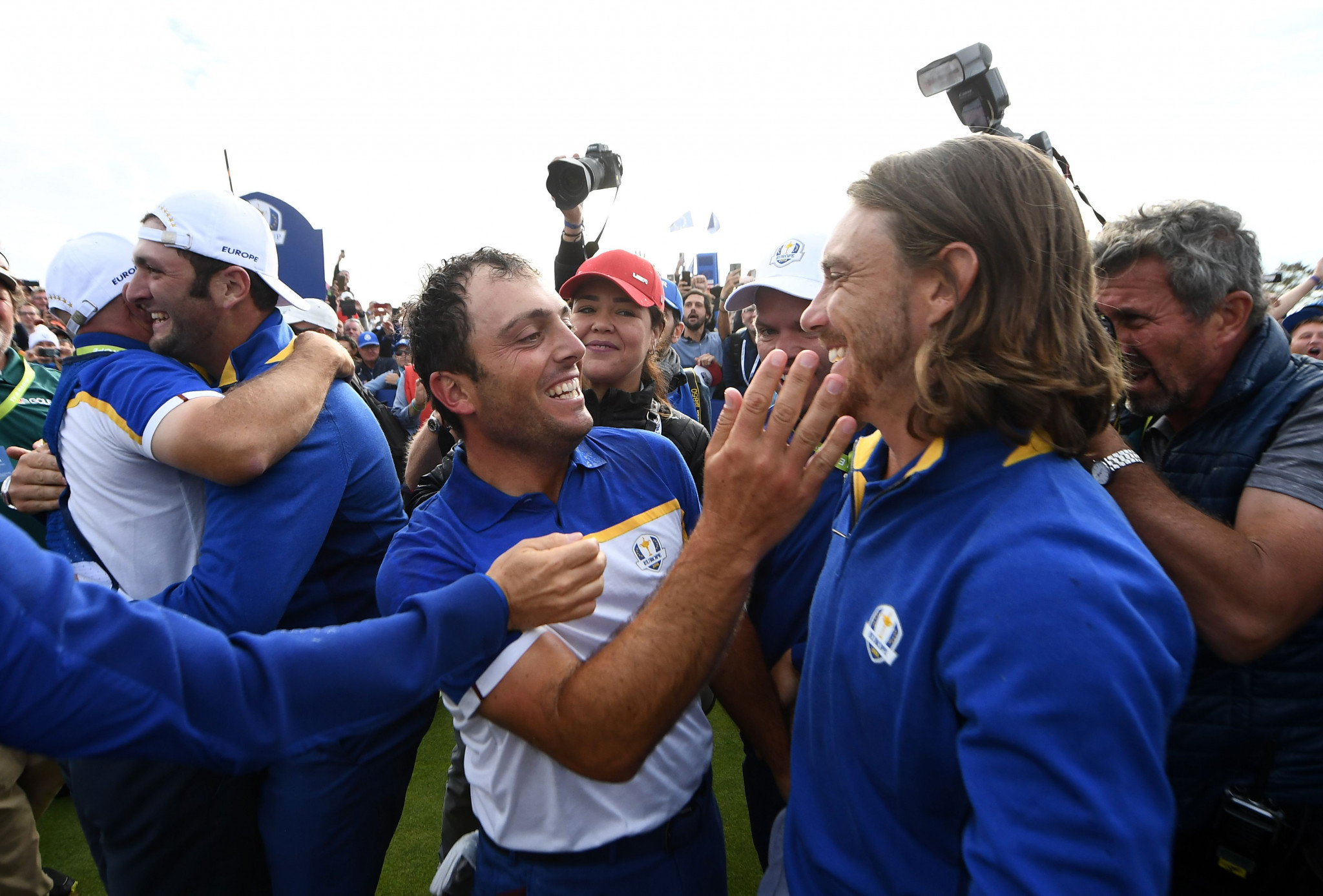 The Ryder Cup catches the attention of casual golf fans as well as avid viewers ©Getty Images