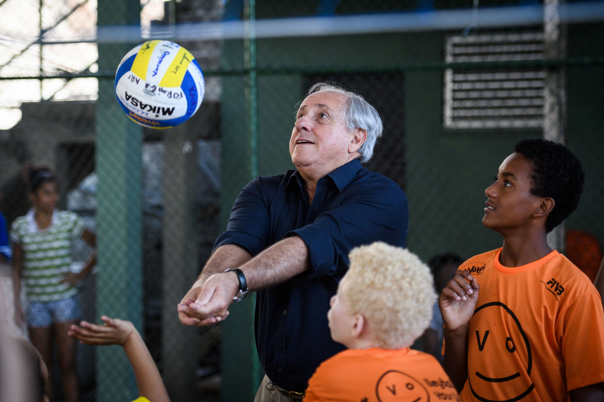 FIVB President Graça pledges to increase global reach of volleyball