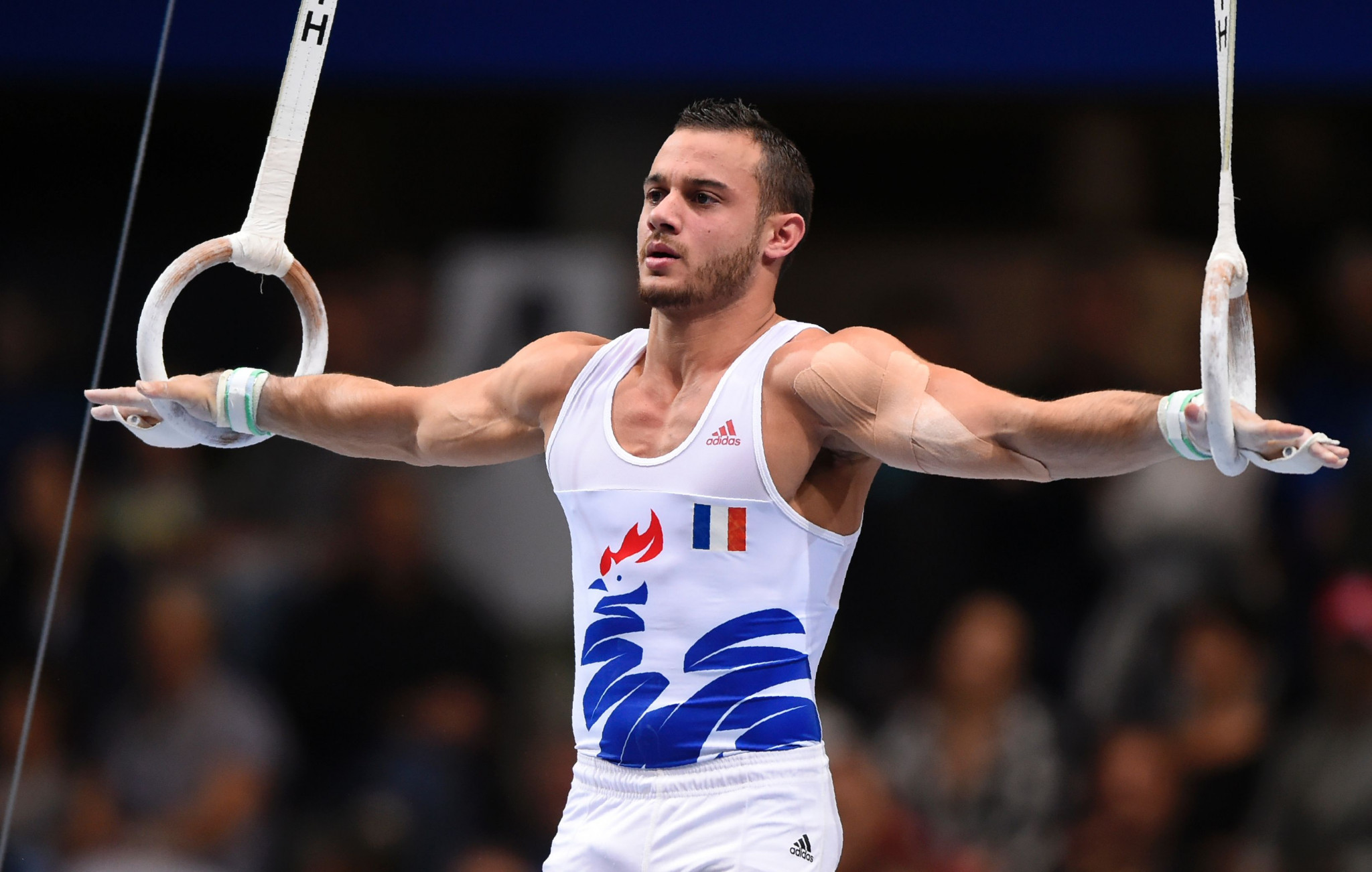 Hosts celebrate multiple victories at FIG World Challenge Cup Series in Paris