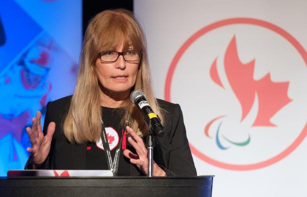 Karen O'Neill, the Canadian Paralympic Committee's chief executive, has been given a top award ©Matthew Murnaghan/Canadian Paralympic Committee
