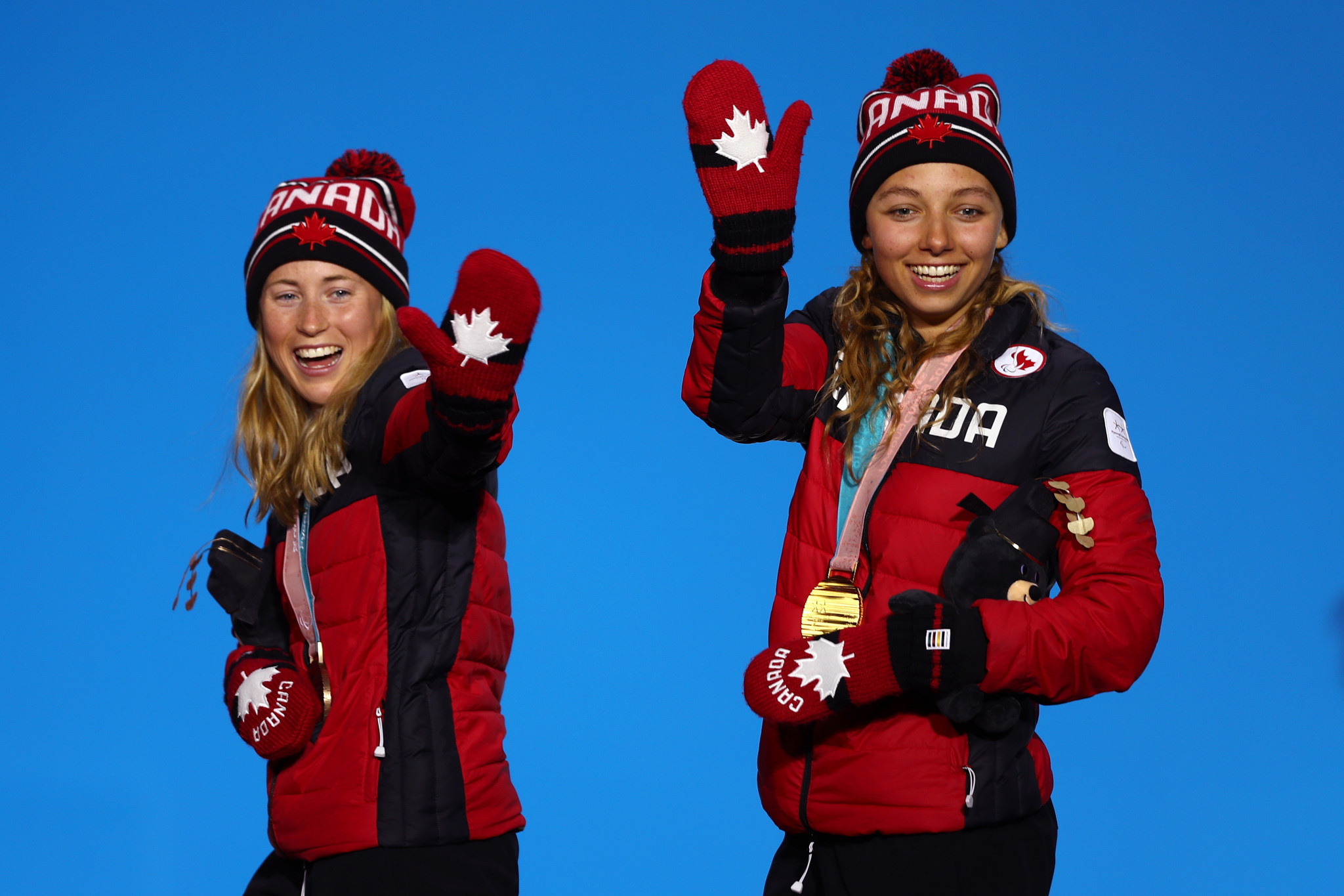 Team Canada under Karen O'Neill were successful at the 2018 Paralympic Winter Games in Pyeongchang ©Getty Images
