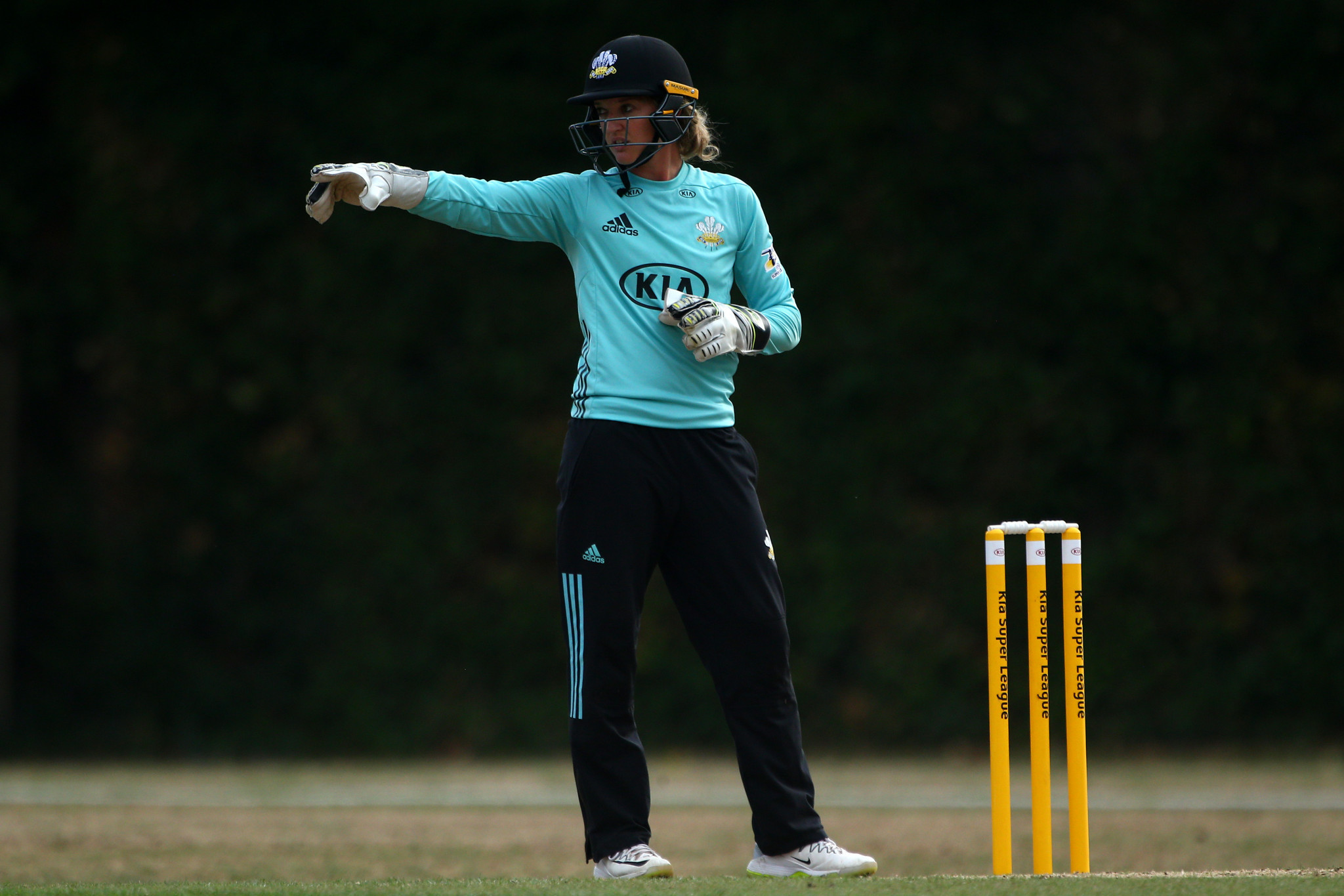 Sarah Taylor will continue to train but will not participate in the ICC Women's World T20 ©Getty Images