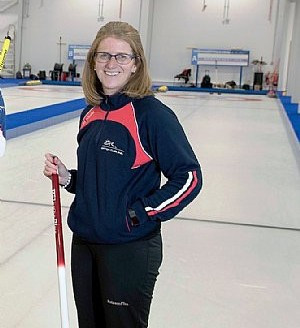 Britain appoint Smith to run mixed doubles curling programme