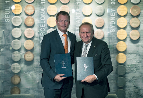 The Polish and Hungarian Olympic Committees have signed a Memorandum of Understanding ©Polish Olympic Committee