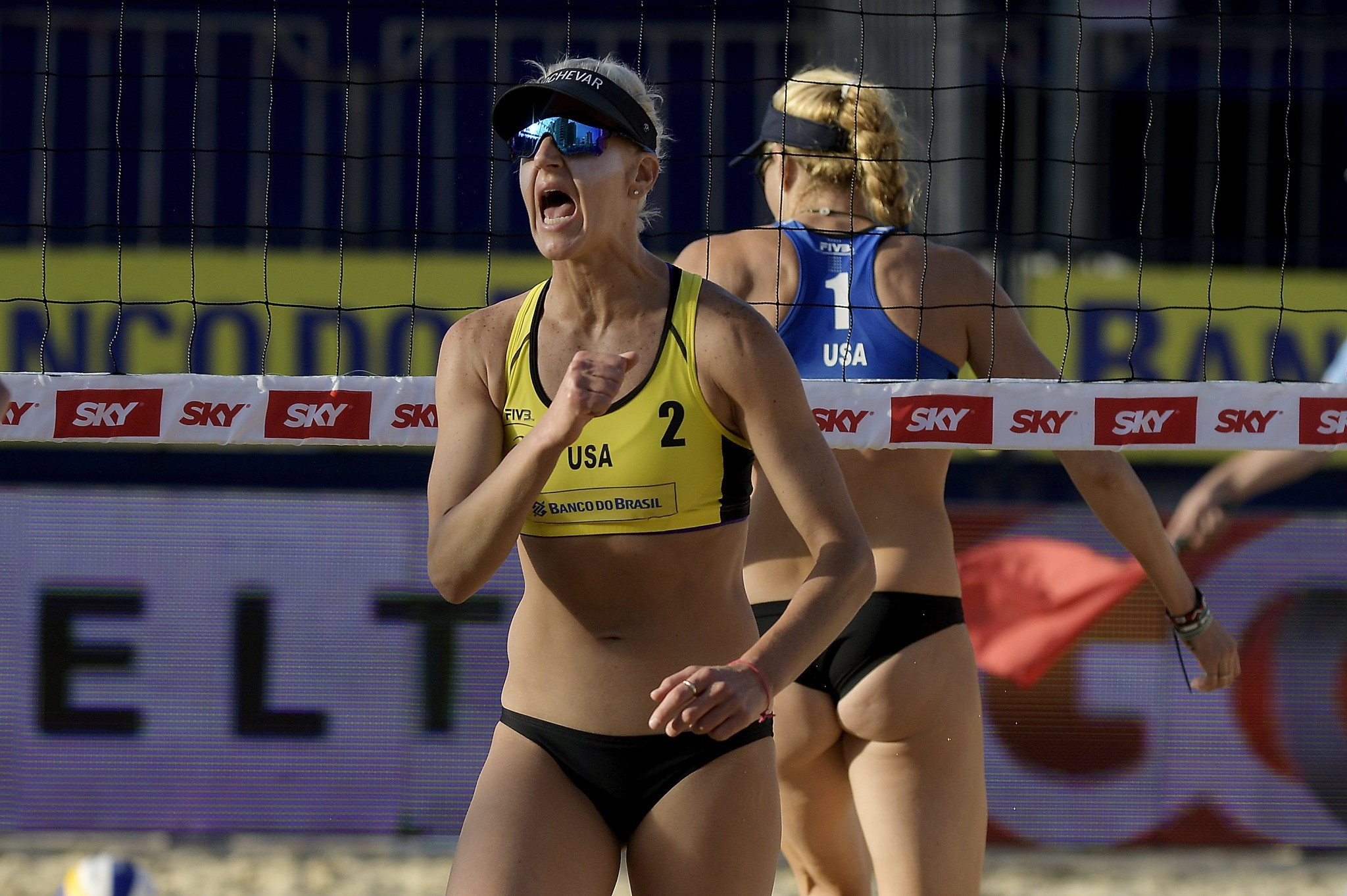 Americans star in women's draw as Europeans dominate men's event at FIVB Qinzhou Open