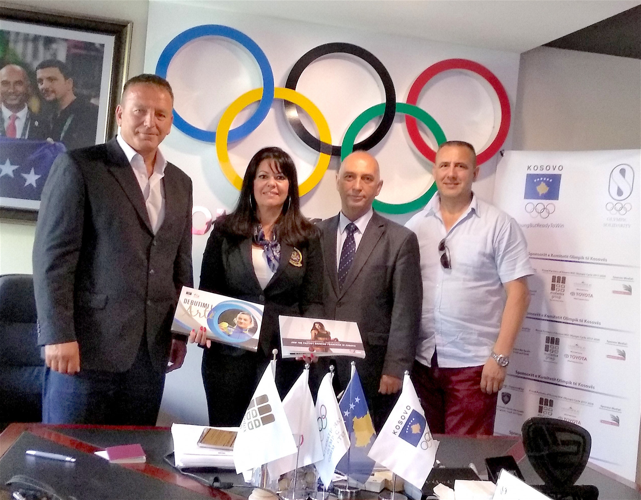 Kosovo Fitness and Bodybuilding Federation recognised by country's NOC