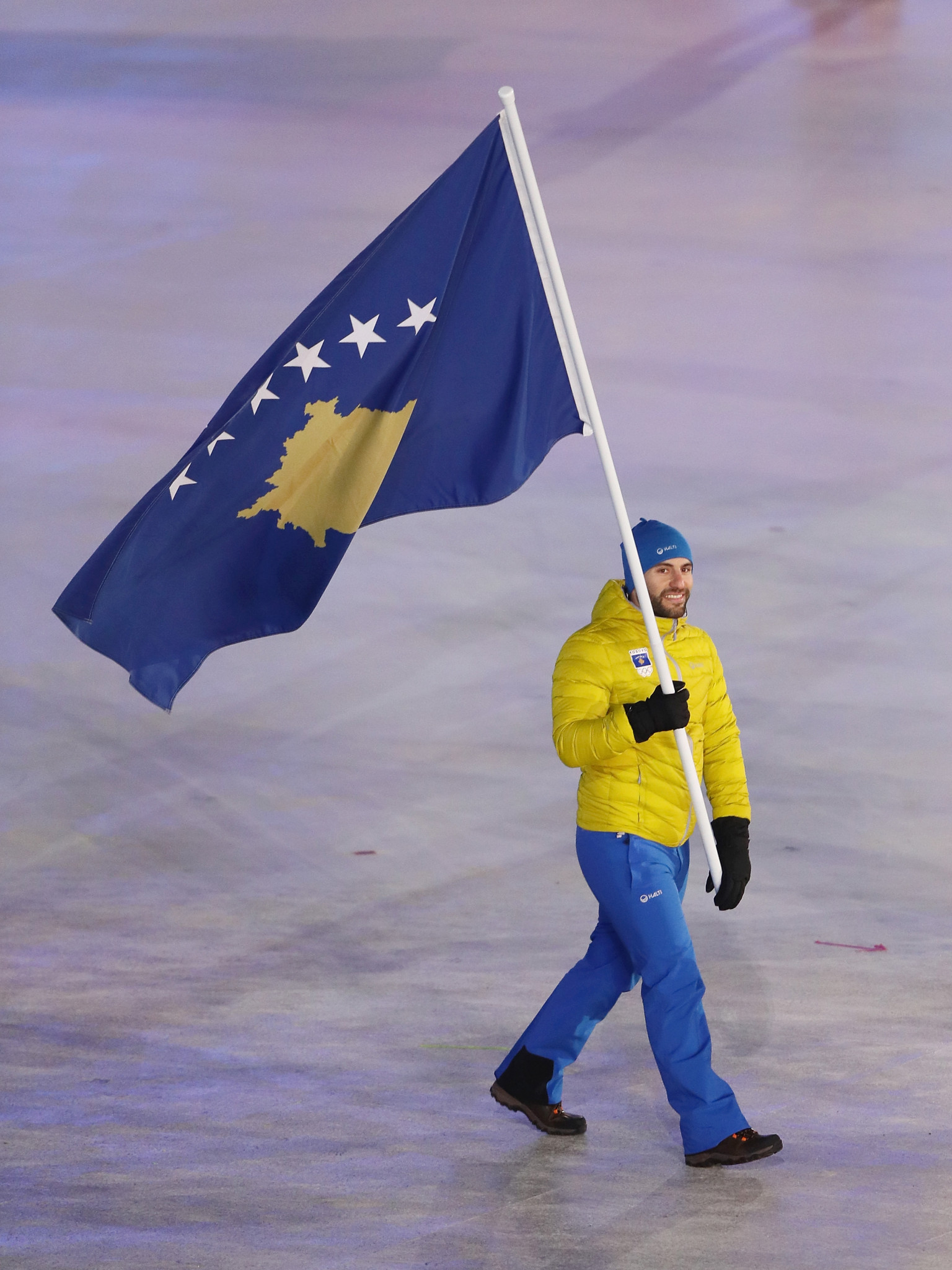 Kosovo is an emerging nation in world sports ©Getty Images