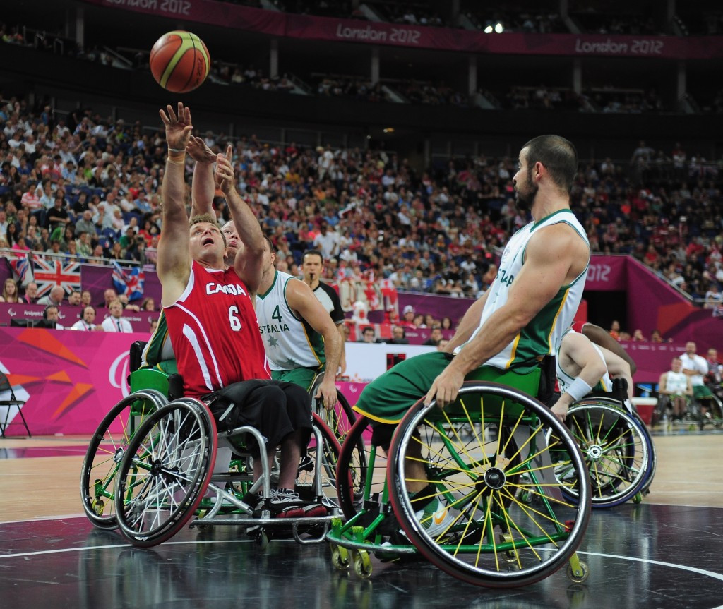 Canada's men will be hoping to replicate their gold medal success at London 2012, in front of a home crowd at the Parapan Am Games