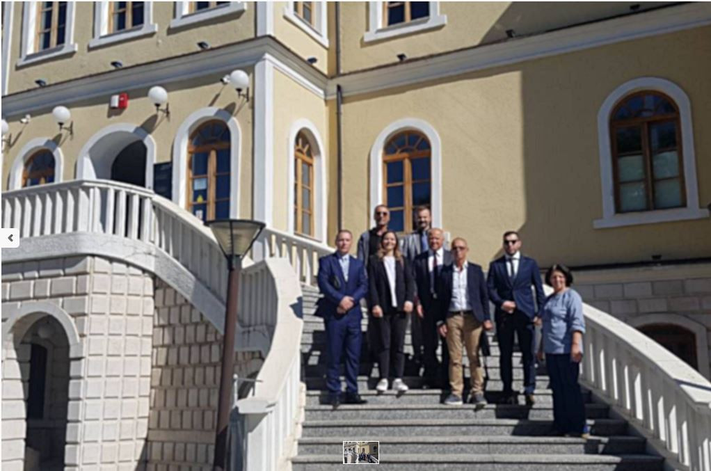 A delegation from the European University Sports Association has visited Kosovo, as the Balkan state looks to hold a European University Championships ©EUSA