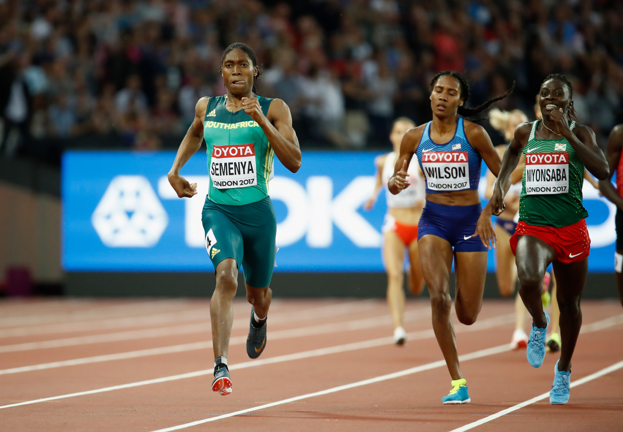 "United Nations human rights experts call IAAF's female classification ruling ""unjustifiable"""