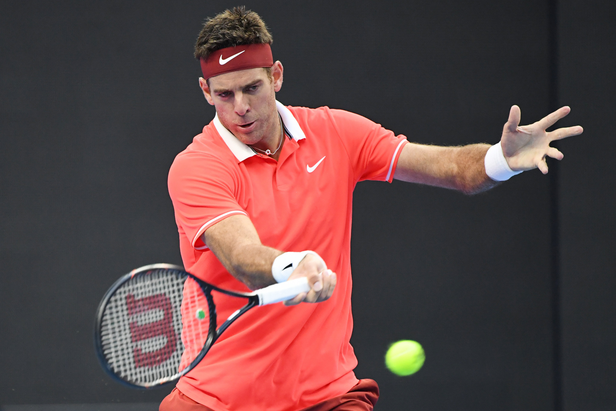 Del Potro qualifies for ATP Finals, reaches Beijing quarters