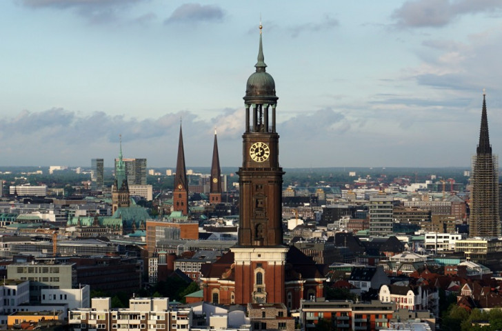 Hamburg is one of five cities bidding to host the 2024 Olympic and Paralympic Games
