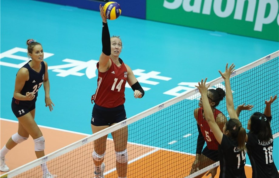 The second-round picture at the Women's Volleyball World Championships is beginning to look more clear ©FIVB
