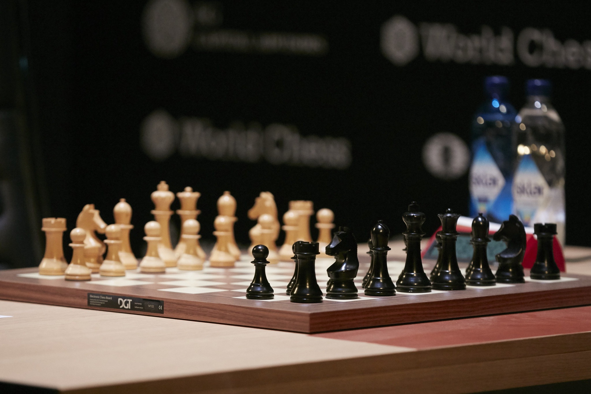 Global chess has endured a period of turmoil and then a controversial election process ©Getty Images