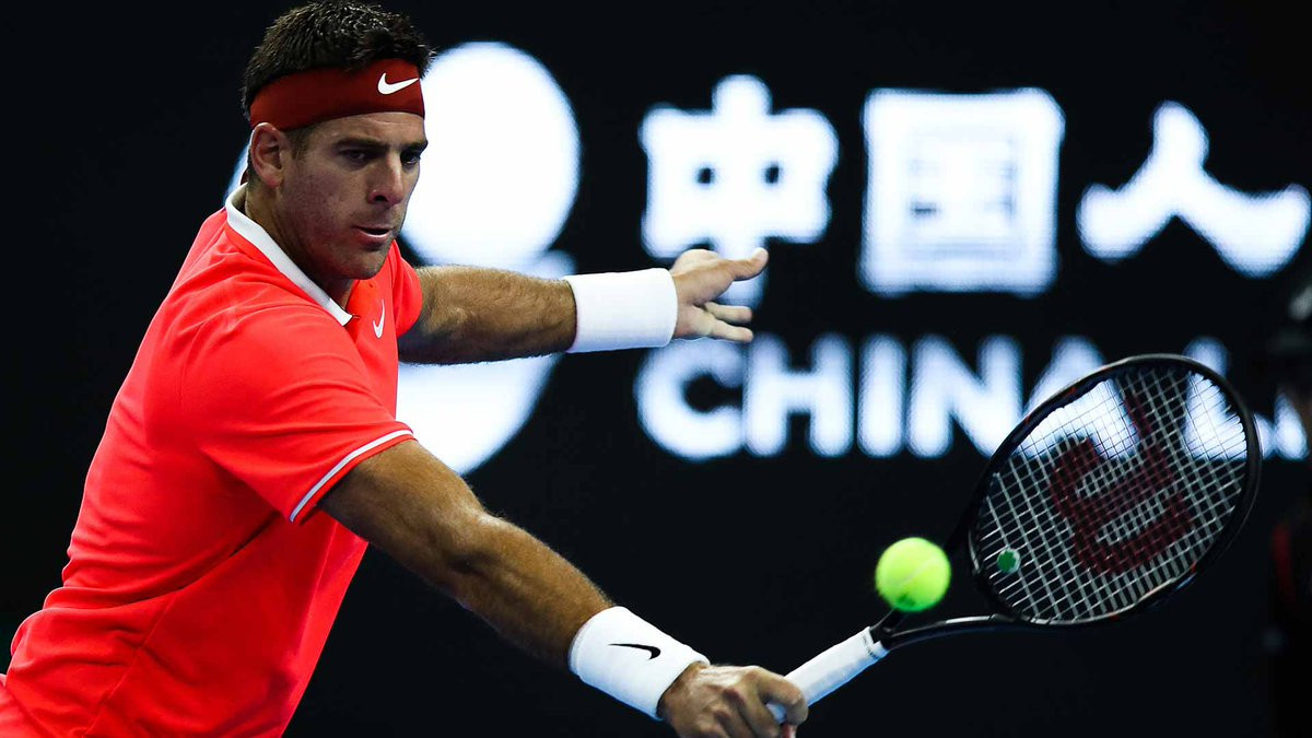 After five years, del Potro is London bound