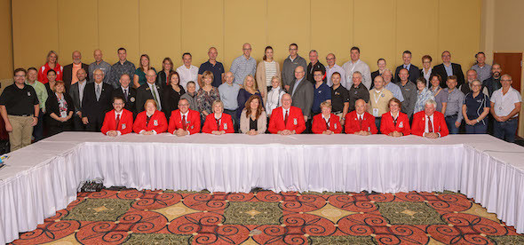 Curling Canada made the decision at their National Curling Congress and Annual General Meeting ©Curling Canada