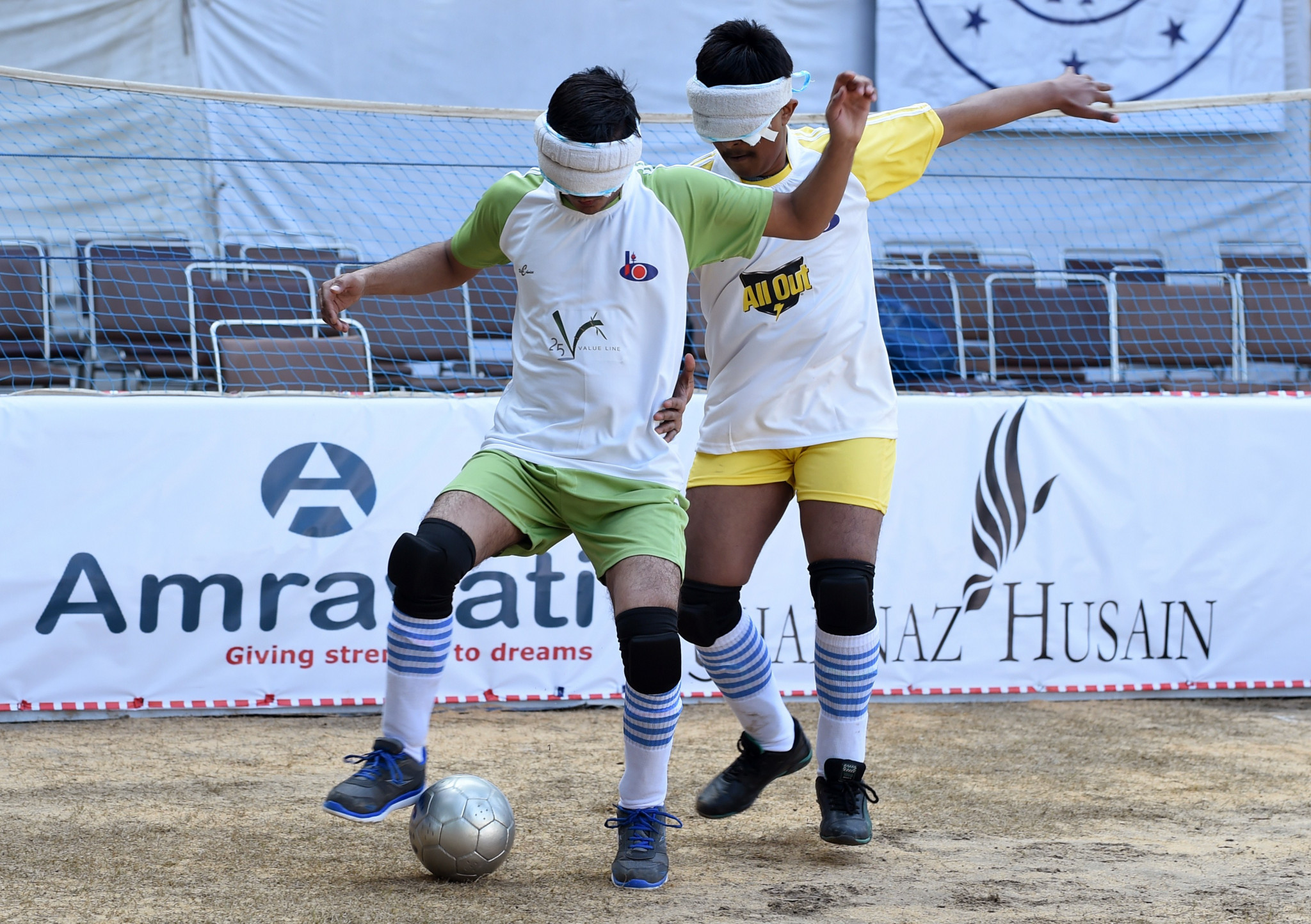 IBBF announce blind football tournament