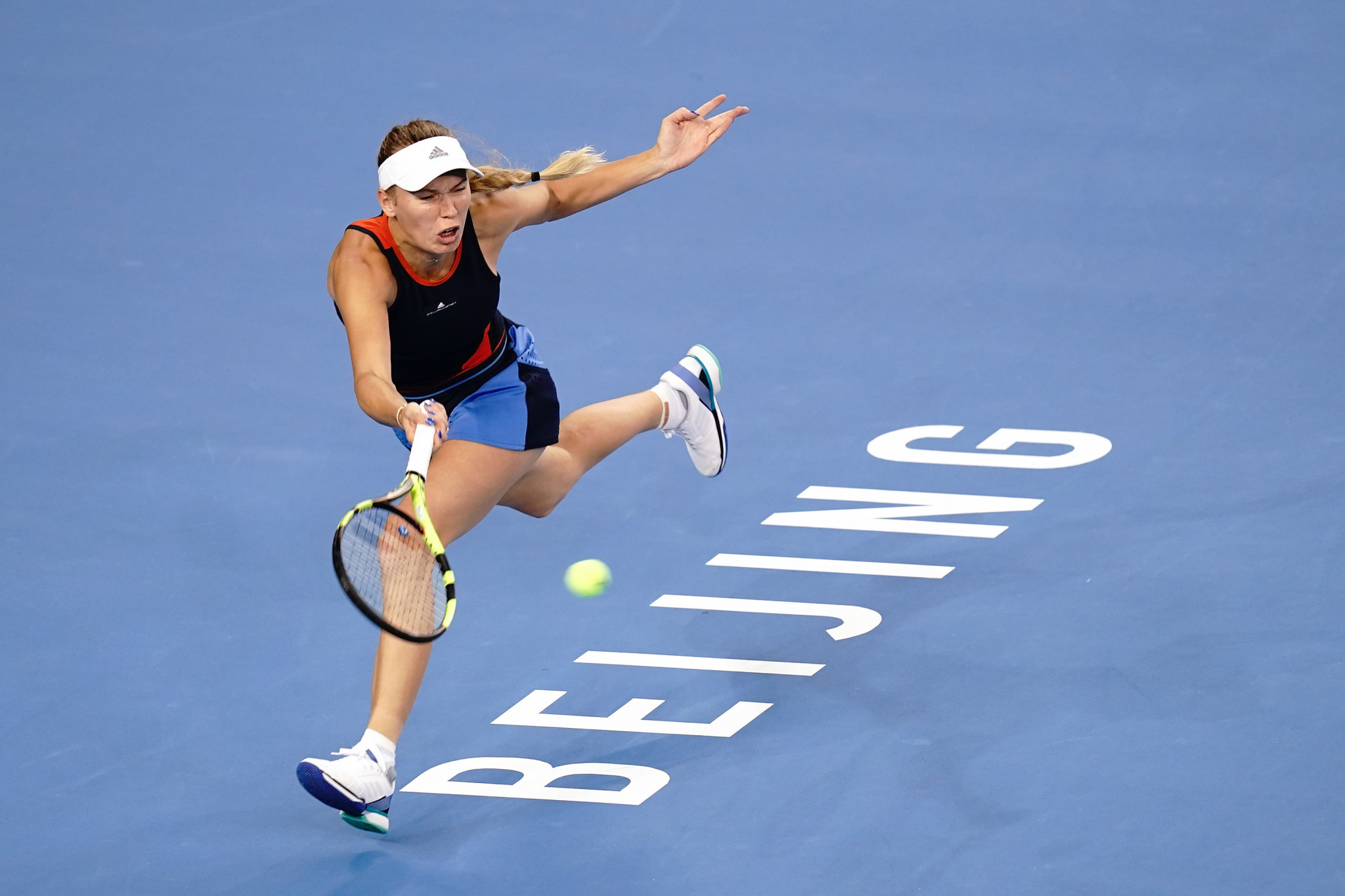 Wozniacki and Osaka through to quarter-finals of Beijing Open