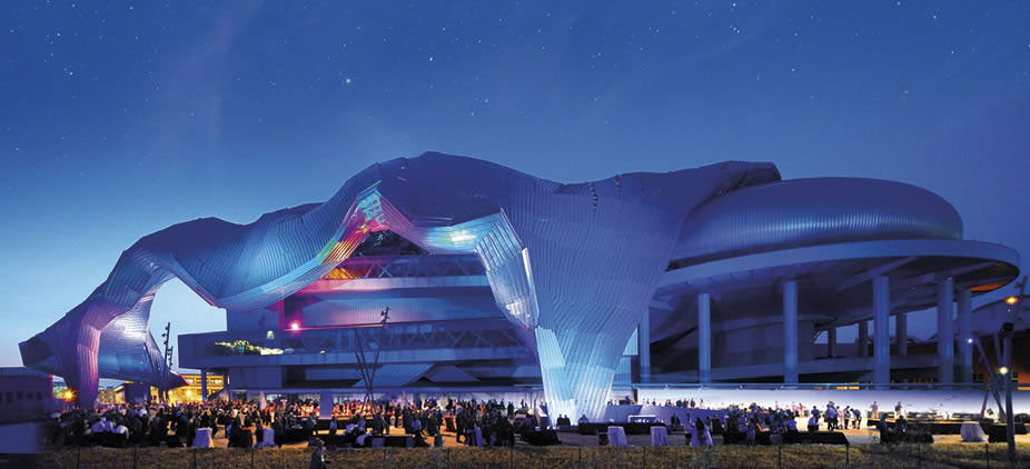 The Milan Convention Centre was due to host the 2019 IOC Session ©MiCo