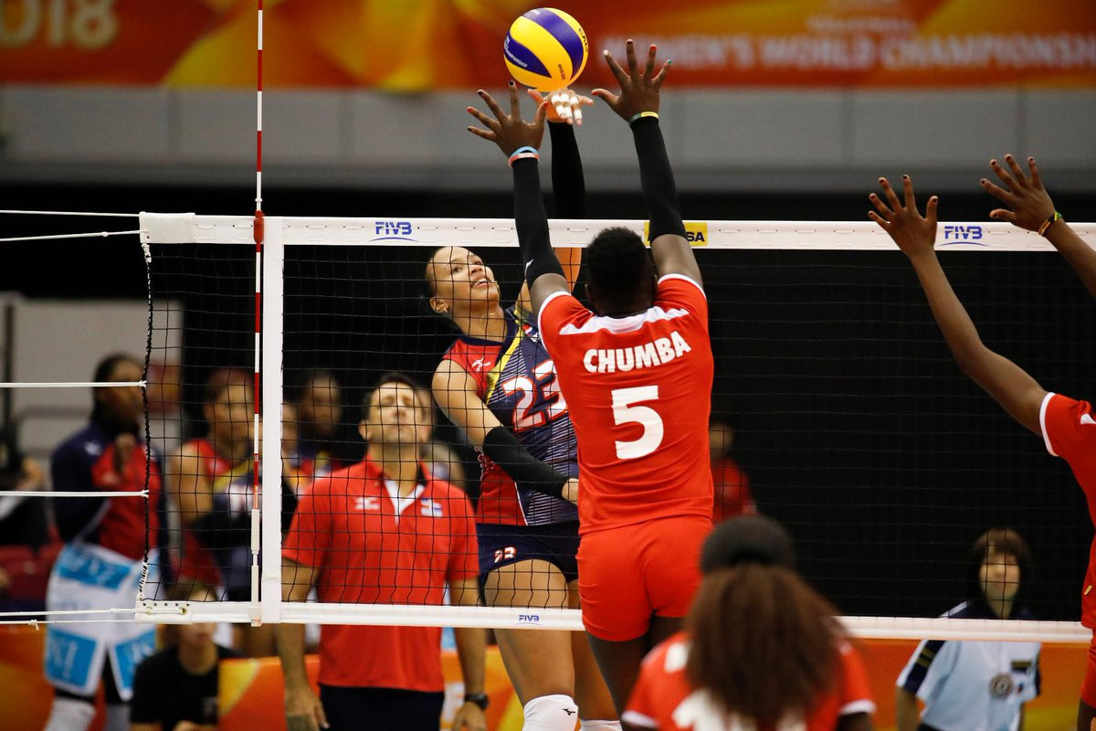 Final four teams qualify for next round of FIVB Women's Volleyball World Championships